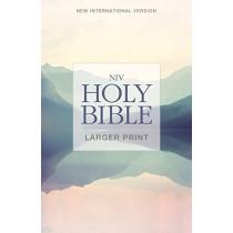 NIV, Holy Bible, Larger Print, Paperback by Zondervan, 9780310446514
