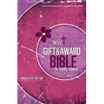 NIrV, Gift and Award Bible for Young Readers, Anglicised Edition, Softcover, Pink, 9780310761495