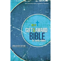 NIrV, Gift and Award Bible for Young Readers, Anglicised Edition, Softcover, Blue, 9780310761525