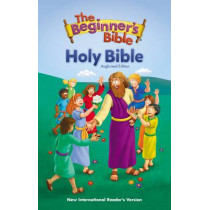 NIrV Beginner's Bible Holy Bible, Anglicised Edition, Hardcover, 9780310761549
