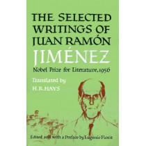 Selected Writings of Juan Ramon Jimenez by Juan Ramon Jimenez, 9780374527457