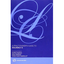 A Practitioner's Guide to Solvency II by Geoffrey Maddock, 9780414054851