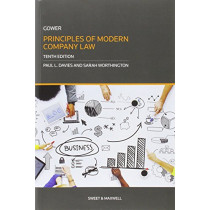 Gower: Principles of Modern Company Law by Paul Davies, 9780414056268