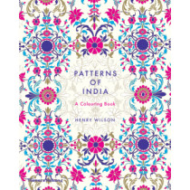 Patterns of India: A Colouring Book by Henry Wilson, 9780500420744
