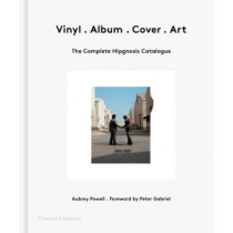 Vinyl . Album . Cover . Art: The Complete Hipgnosis Catalogue by Aubrey Powell, 9780500519325