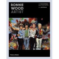 Ronnie Wood: Artist by Ronnie Wood, 9780500519899