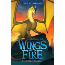 Wings of Fire #10: Darkness of Dragons by Tui,T Sutherland, 9780545685474