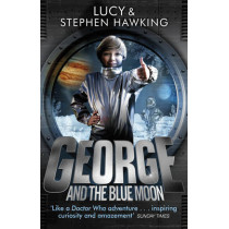 George and the Blue Moon by Lucy Hawking, 9780552575973
