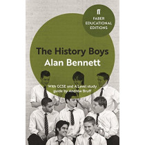 The History Boys: With GCSE and A Level study guide by Alan Bennett, 9780571335800