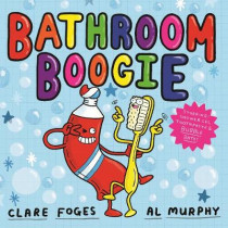 Bathroom Boogie by Clare Foges, 9780571337316