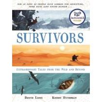 Survivors by David Long, 9780571339662