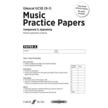 Edexcel GCSE Music Practice Papers (Pack of 4) by Julia Winterson, 9780571540044