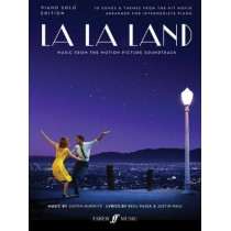 La La Land by Justin Hurwitz, 9780571540358