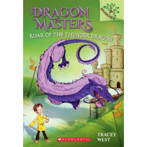 Roar of the Thunder Dragon by Tracey West, 9780606406680