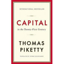 Capital in the Twenty-First Century by Thomas Piketty, 9780674979857