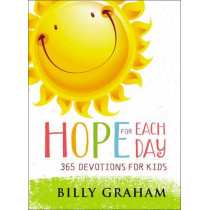 Hope for Each Day: 365 Devotions for Kids by Billy Graham, 9780718086176