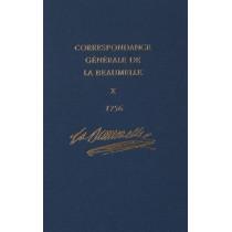 Correspondance Generale De La Beaumelle: Volume 10 by Laurent Angliviel La Beaume, de, 9780729410328