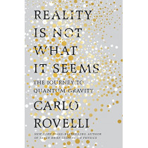 Reality Is Not What It Seems: The Journey to Quantum Gravity by Carlo Rovelli, 9780735213920