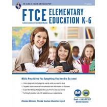 FTCE Elementary Education K-6 Book + Online by Betty Neilsen Green, 9780738612089