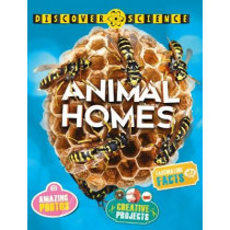Discover Science: Animal Homes by Angela Wilkes, 9780753441435