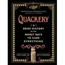 Quackery by Lydia Kang, 9780761189817