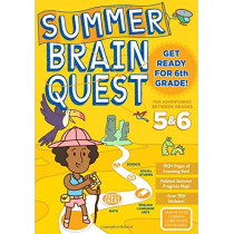Summer Brain Quest Get Ready for 6th Grade by Workman Publishing, 9780761193289