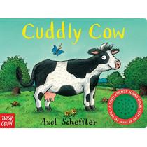 Cuddly Cow: A Farm Friends Sound Book by Nosy Crow, 9780763693251