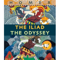 The Iliad/The Odyssey Boxed Set by Gillian Cross, 9780763698133