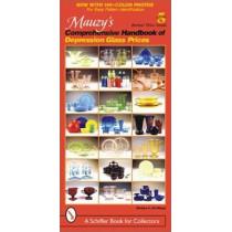 Mauzy's Comprehensive Handbook of Depression Glass Prices by Barbara Mauzy, 9780764317859