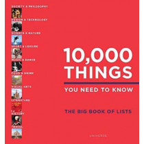 10,000 Things You Need to Know: The Big Book of Lists by Elspeth Beidas, 9780789334077
