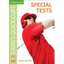 Daviss Quick Clips: Special Tests by J. Nathan Wilder, 9780803625464