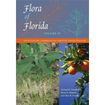 Flora of Florida, Volume IV: Dicotyledons, Combretaceae through Amaranthaceae by Richard P. Wunderlin, 9780813062488