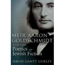 Meir Aaron Goldschmidt and the Poetics of Jewish Fiction by David Gantt Gurley, 9780815634720