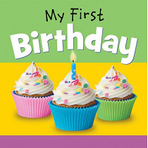 MY FIRST BIRTHDAY by Editor, 9780824919993