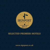Signpost: Selected Premier Hotels: 2017, 9780851016092
