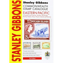 Stanley Gibbons Catalogue: Eastern Pacicic (Including Cook Islands, Aitutaki, Penrhyn Island, Niue, Pitcairn Islands and Samoa), 9780852599433