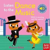 Listen to the Dance Music by Marion Billet, 9780857639790
