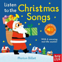 Listen to the Christmas Songs by Marion Billet, 9780857639806