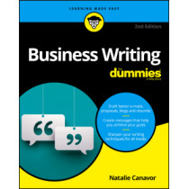 Business Writing For Dummies by Natalie Canavor, 9781119369004