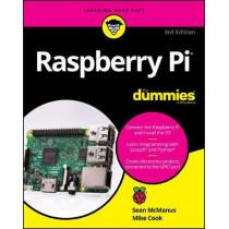 Raspberry Pi For Dummies by Sean McManus, 9781119412007