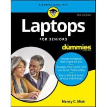 Laptops For Seniors For Dummies by Nancy C. Muir, 9781119420262