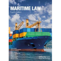 Maritime Law by Yvonne Baatz, 9781138104839
