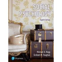 Social Psychology by Michael Hogg, 9781292090450