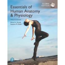 Essentials of Human Anatomy & Physiology, Global Edition by Elaine N. Marieb, 9781292216119