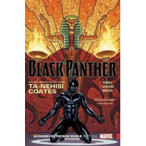Black Panther Book 4: Avengers Of The New World Part 1 by Ta-Nehisi Coates, 9781302906498