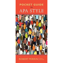 Pocket Guide to APA Style, Spiral bound Version by Robert Perrin, 9781305969698