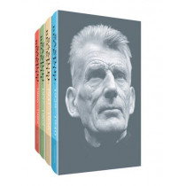 The Letters of Samuel Beckett 4 Volume Hardback Set by Samuel Beckett, 9781316506578
