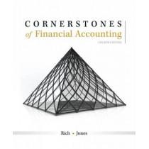 Cornerstones of Financial Accounting by Jeff Jones, 9781337690881