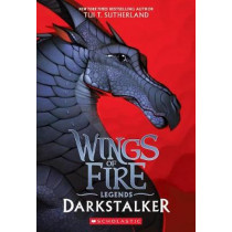 Wings of Fire: Darkstalker by Tui T. Sutherland, 9781338053623