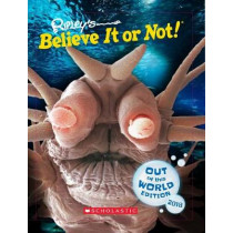 Ripley's Believe It Or Not! 2018 by Ripley, 9781338200270